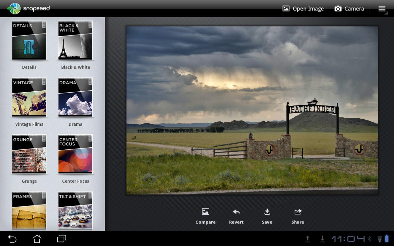 Tìm hiểu ứng dụng chỉnh ảnh Snapseed: 'Photoshop trên smartphone' - 88227