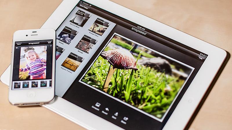 Tìm hiểu ứng dụng chỉnh ảnh Snapseed 'Photoshop trên smartphone'