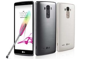 Trả góp lãi suất 0% có ngay điện thoại LG G4 Stylus