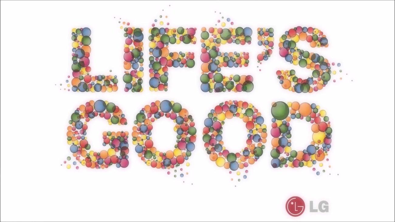 Thương hiệu LG: Life's Good
