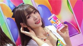 Thị trường đón thêm smartphone dáng mỏng thiết kế đẹp từ Gionee