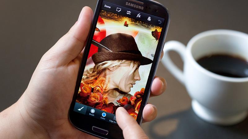 Photoshop Express: 'Khởi động' với các bước chỉnh ảnh đơn giản