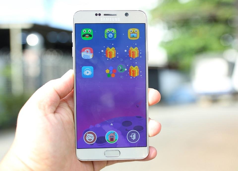 Màn hình Samsung Galaxy Note 5