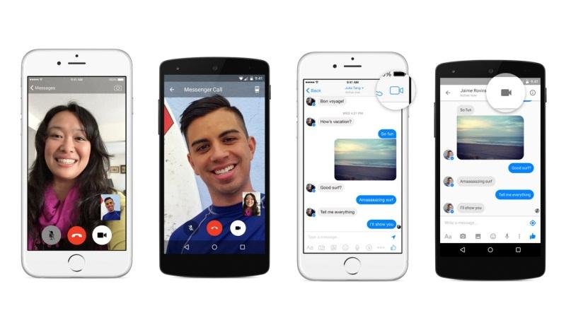 FB Messenger Video Call