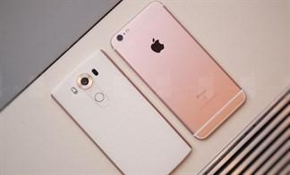So sánh LG V10 vs iPhone 6s Plus: Siêu phẩm cuối 2015 đối đầu!