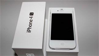 iPhone 4s vừa được hạ giá thêm lần nữa