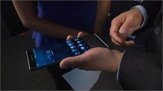 Smartphone Android đầu tiên của BlackBerry quay được cả video 4K