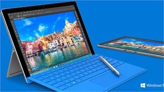 Microsoft tung Surface Pro 4, nhanh hơn MacBook Air tới 50%