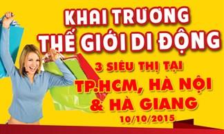 Tưng bừng khai trương cùng lúc 3 siêu thị tại TP.HCM, Hà Nội và tỉnh Hà Giang