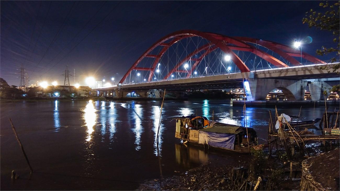 Kết quả hình ảnh cho cầu bình lợi Bất động sản khu Đông Sài Gòn ngày càng hấp dẫn
