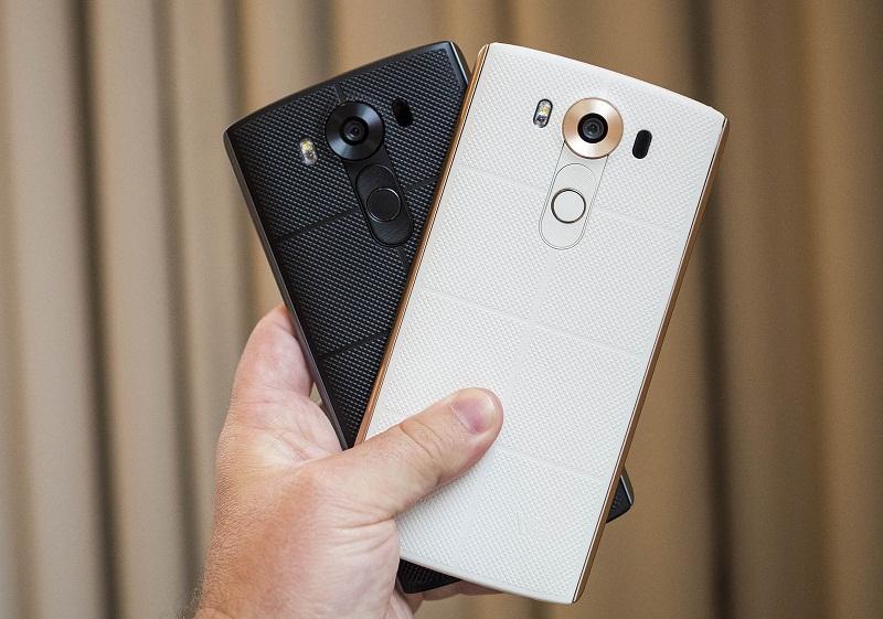 LG V10 có độ bền rất cao