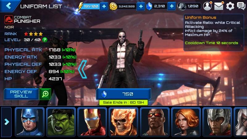 Marvel Future Fight Halloween 10