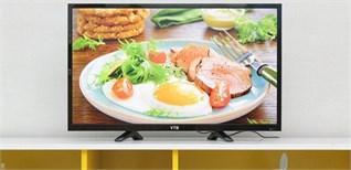 Cách dò kênh trên tivi VTB thường