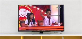 Cách dò kênh trên tivi Asanzo thường
