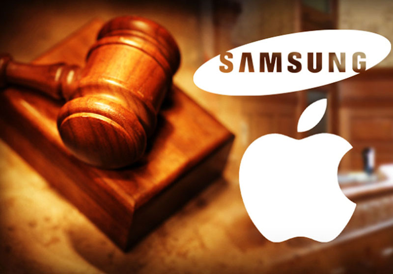 kiện tụng Apple Samsung