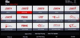 Đánh giá ứng dụng Flix TV trên Smart tivi