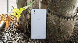 """Khui hộp smartphone kết nối 4G, pin 4.000 mAh, giá """"ngon"""" của ZTE"""