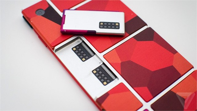 Xuất hiện một thiết bị bí ẩn trong dự án smartphone lắp ghép Project Ara