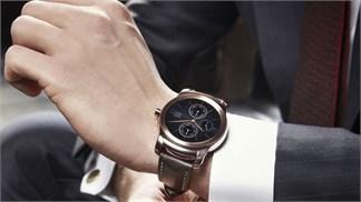 LG đang xây dựng smartwatch mới dùng chip Snapdragon Wear 2100