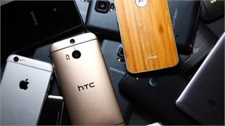Người dùng smartphone: Hiện tại thiết kế quan trọng hơn cấu hình