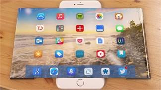 Nếu iPhone 7 được thiết kế giống vầy, e là sẽ không đủ hàng để bán!
