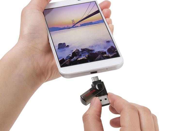 kết nối điện thoại usb type c