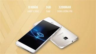 Smartphone thương hiệu Việt với RAM 3 GB, khung vỏ nhôm giảm giá sâu
