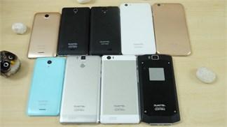 """Smartphone pin 10.000 mAh và đàn em """"hạng nặng"""" chính thức đến Việt Nam"""