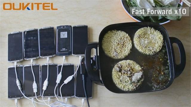 Oukitel: Thương hiệu đang lên với dòng smartphone pin 10.000 mAh