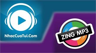 [So sánh] Giữa Nhaccuatui và Zing MP3, anh em chọn app nghe nhạc nào?