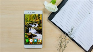Trên tay Huawei P9 chính hãng: Hoàn thiện tốt, cụm camera kép độc đáo