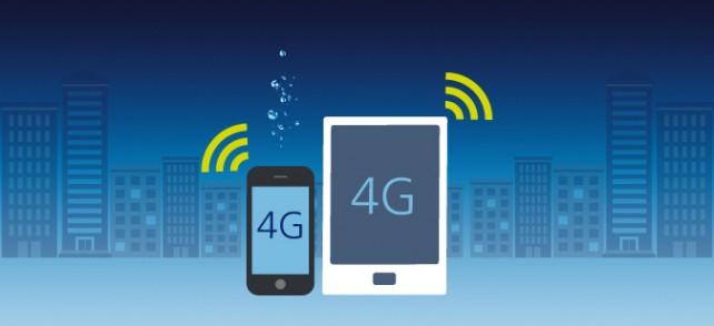 Kết quả hình ảnh cho đường truyền 4G