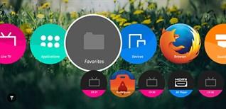 Đánh giá giao diện Firefox trên Smart tivi Panasonic
