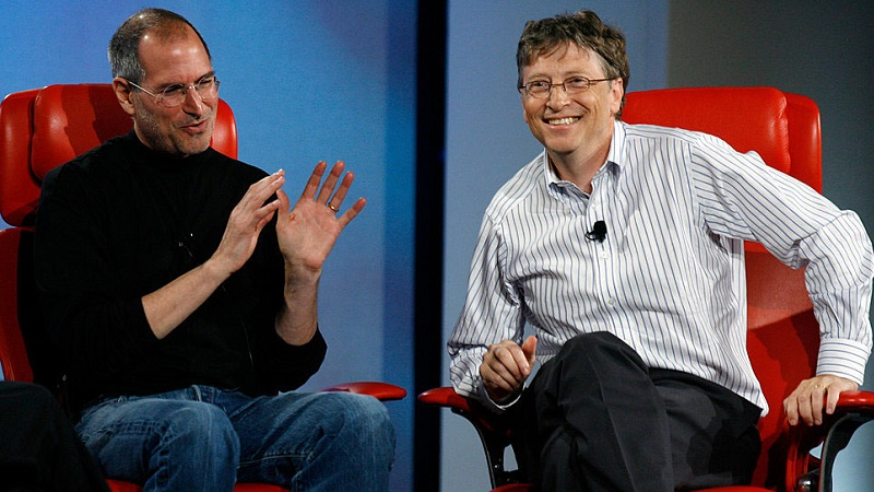 Apple từng là bàn đạp giúp đưa Microsoft lên đỉnh với Windows