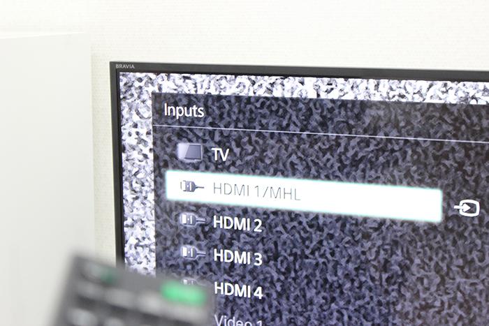 tivi không kết nối được với điện thoại Android