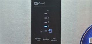 Hướng dẫn sử dụng bảng điều khiển tủ lạnh Samsung RT38FEAKDSL/SV