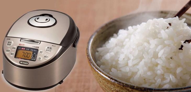 Nồi cơm điện Nhật nấu cơm ngon