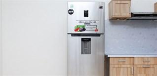 Hướng dẫn sử dụng bảng điều khiển tủ lạnh Samsung RT35K5532S8/SV
