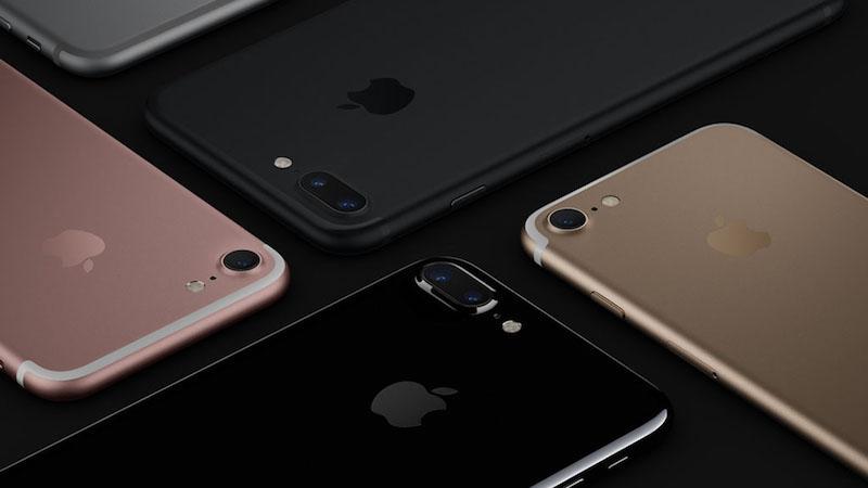 Nâng cấp bộ nhớ iPhone 7