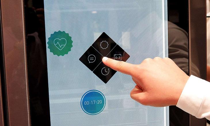 Tủ lạnh LG Smart InstaView Door-in-Door tiện nghi