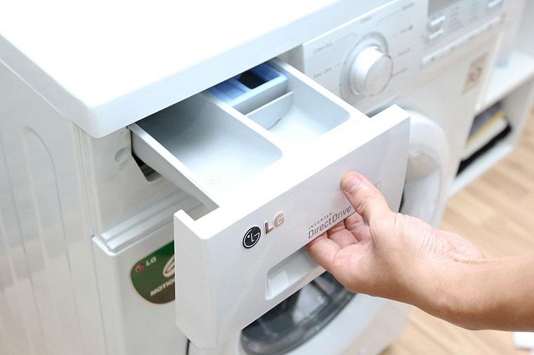 3 cách đơn giản làm sạch bên trong máy giặt