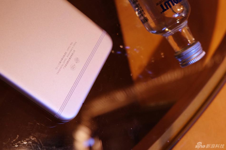 Cận cảnh OPPO R9s camera 16/16MP, dải ăng ten mới - ảnh 9