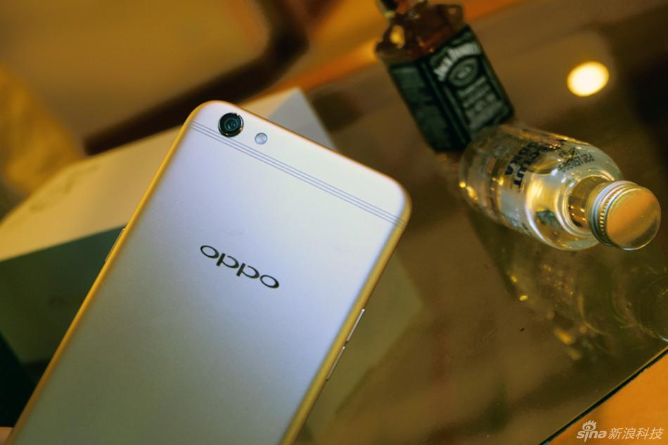 Cận cảnh OPPO R9s camera 16/16MP, dải ăng ten mới - ảnh 2