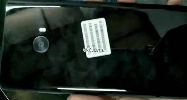Lộ ảnh Xiaomi Mi Note 2, màn hình cong không có camera kép