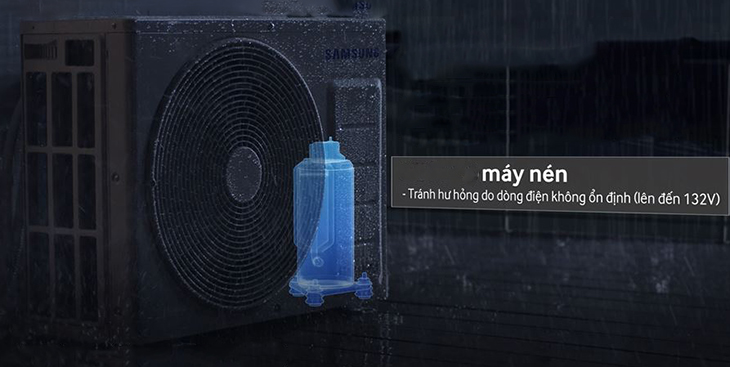 Máy nén (Block) điều hòa không hoạt động