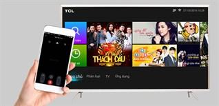 Cách dùng iPhone điều khiển tivi TCL