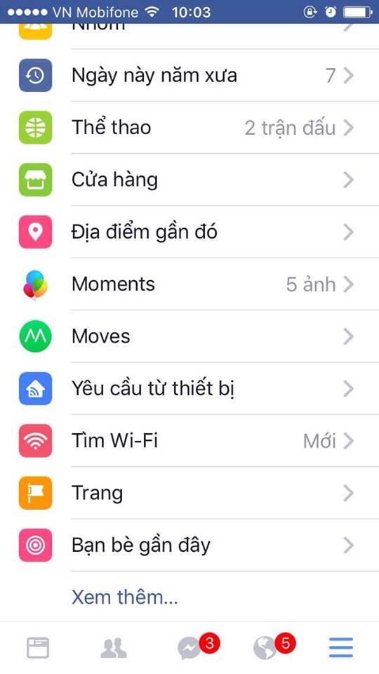 Cách tìm wifi Để sử dụng miễn phí ngay trên Facebook