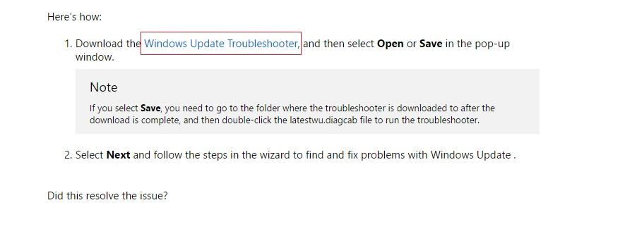 Khắc phục triệt Để lỗi update thất bại trên Windows 10