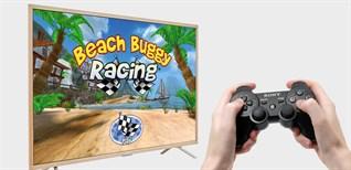 Làm sao để chơi game đua xe trên Smart tivi TCL Z2?