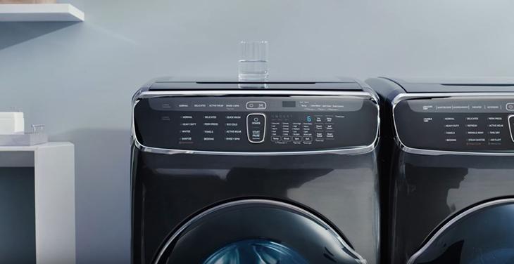 Máy giặt thiết kế siêu độc của SAMSUNG tại triển lãm công nghệ CES 2017 - 210446